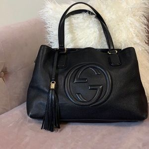 Gucci soho tote bag